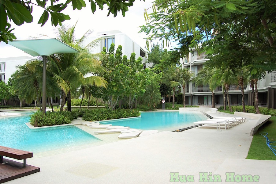 Baan San Kraam Cha-am for rent 30 000 THB