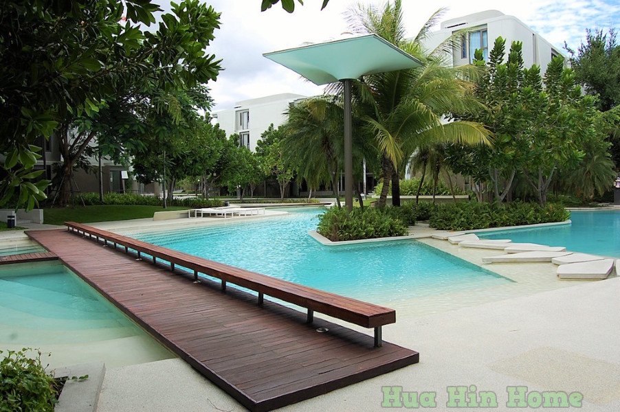 Baan San Kraam Cha-am for rent