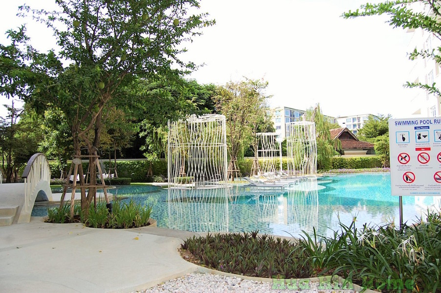 Summer Huahin Condo for rent 50 000 THB