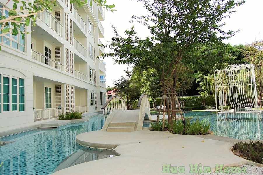 Summer Huahin Condo for rent