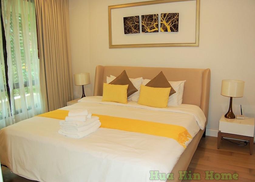 Квартира в Марракеш с 1й спальней в центре Хуа Хина